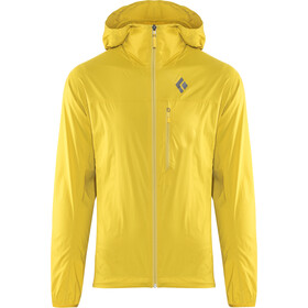 Black Diamond Alpine Start - Chaqueta Hombre - amarillo
